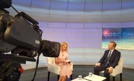 """Wojewoda """"Gościem Dnia"""" 21.09.2018 TVP 3 Kraków"""