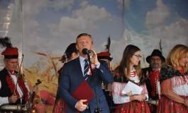 Dożynki gminy Skawina w Jaśkowicach