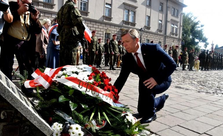 Obchody 79. rocznicy agresji Związku Sowieckiego na Polskę i Dnia Sybiraka