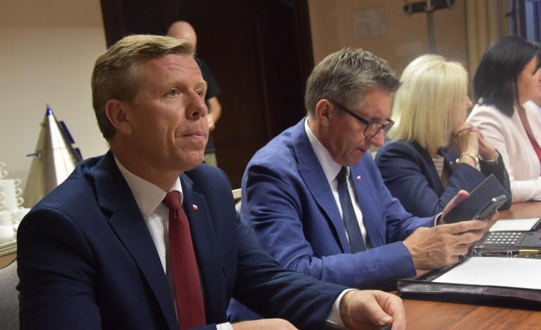 Wyjazdowe posiedzenie Komisji Polityki Społecznej i Rodziny Sejmu RP