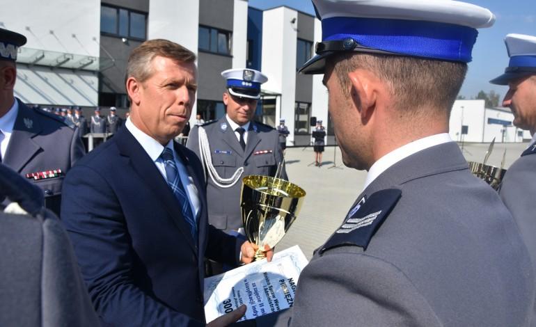 """XXXI edycja ogólnopolskiego konkursu """"Policjant Ruchu Drogowego"""""""