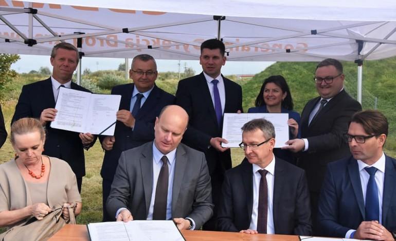 Powstanie nowy węzeł na autostradzie A4 w Niepołomicach