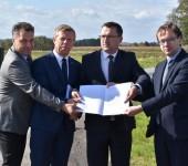 Kolejne promesy dla Małopolski