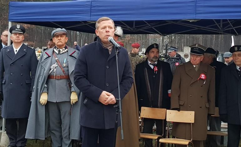 """""""Legionowe Termopile"""" – 104. rocznica bitwy pod Krzywopłotami"""