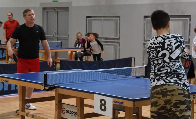 VII Familijny Turniej Tenisa Stołowego w Skawinie