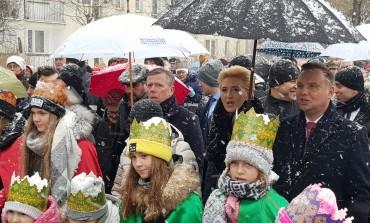 Orszak Trzech Króli w Wadowicach
