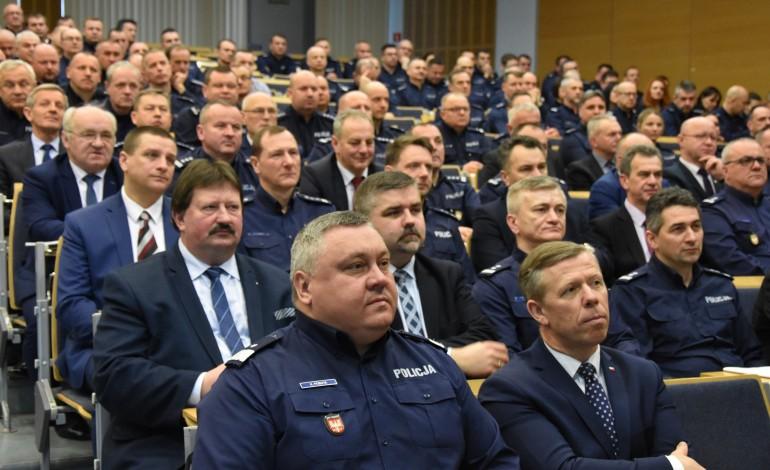 Narada roczna Małopolskiej Policji