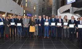 Uroczyste spotkanie przedsiębiorców i przedstawicieli gmin z krakowskiej specjalnej strefy ekonomicznej