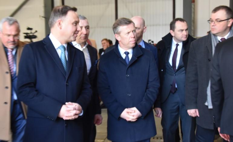 Prezydent RP z wizytą na Podhalu