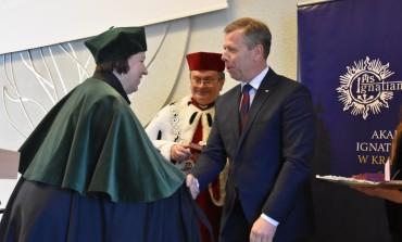 Święto Akademii Ignatianum w Krakowie