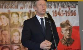 Wojewódzkie Obchody Narodowego Dnia Pamięci Żołnierzy Wyklętych w Skawinie