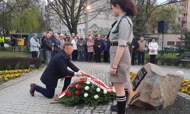 Skawińskie obchody 9. rocznicy katastrofy smoleńskiej