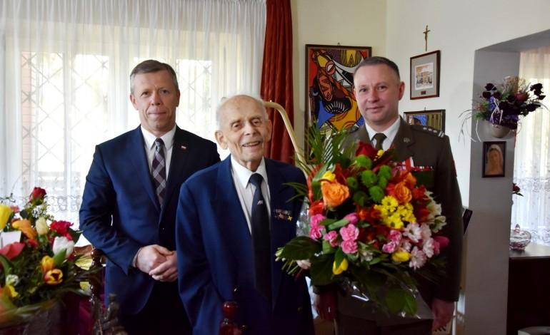 96. urodziny gen. Tadeusza Bieńkowicza