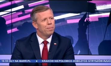 """Piotr Ćwik gościem programu """"Bliżej Polityki"""" w TVP3 (video)"""