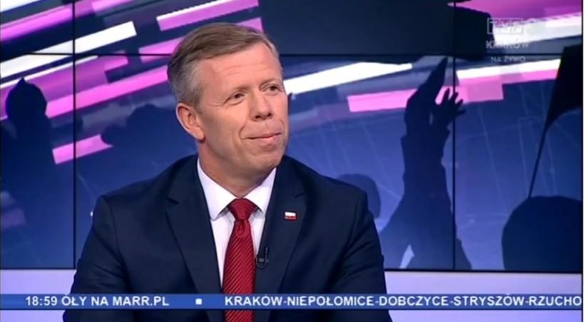 Wojewoda Piotr Ćwik gościem Tematów Dnia (14.01.2020r.)