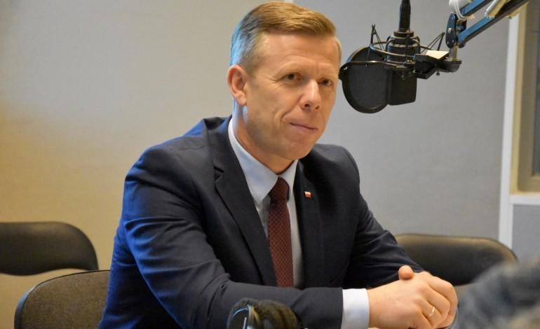 Piotr Ćwik w Tematach Dnia TVP3 Kraków – 8.10.2019r.