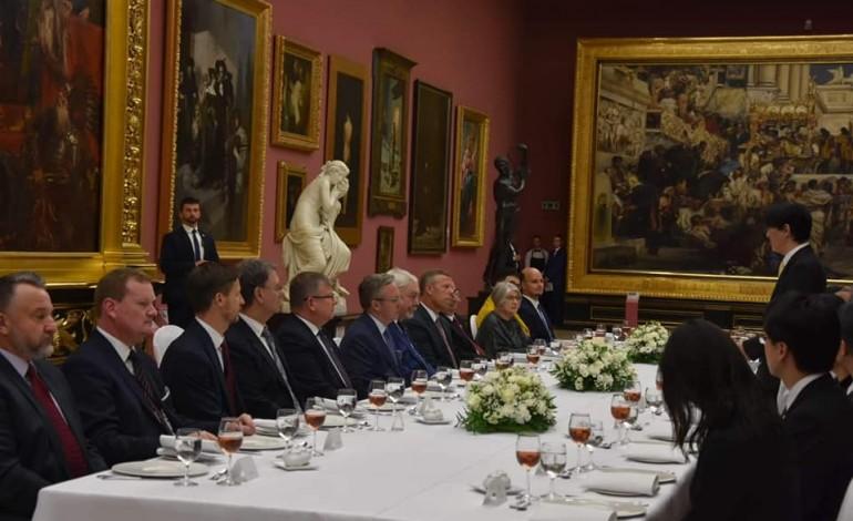 Wizyta w Krakowie Pary Książęcej z Japonii