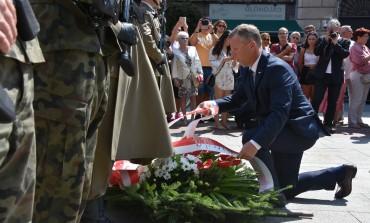Małopolskie Obchody Święta Wojska Polskiego