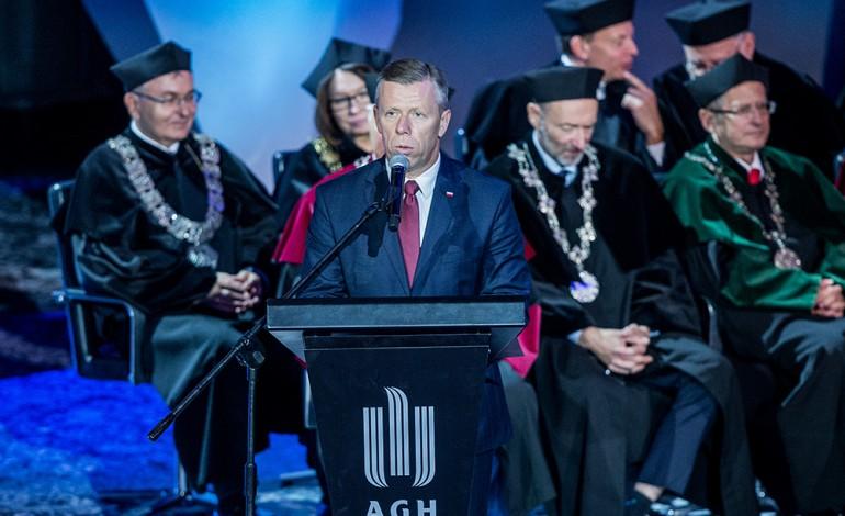 100-lecie Akademii Górniczo-Hutniczej w Krakowie
